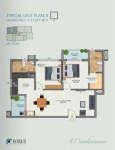 typical unit plan-B