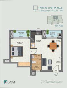 typical unit plan-C